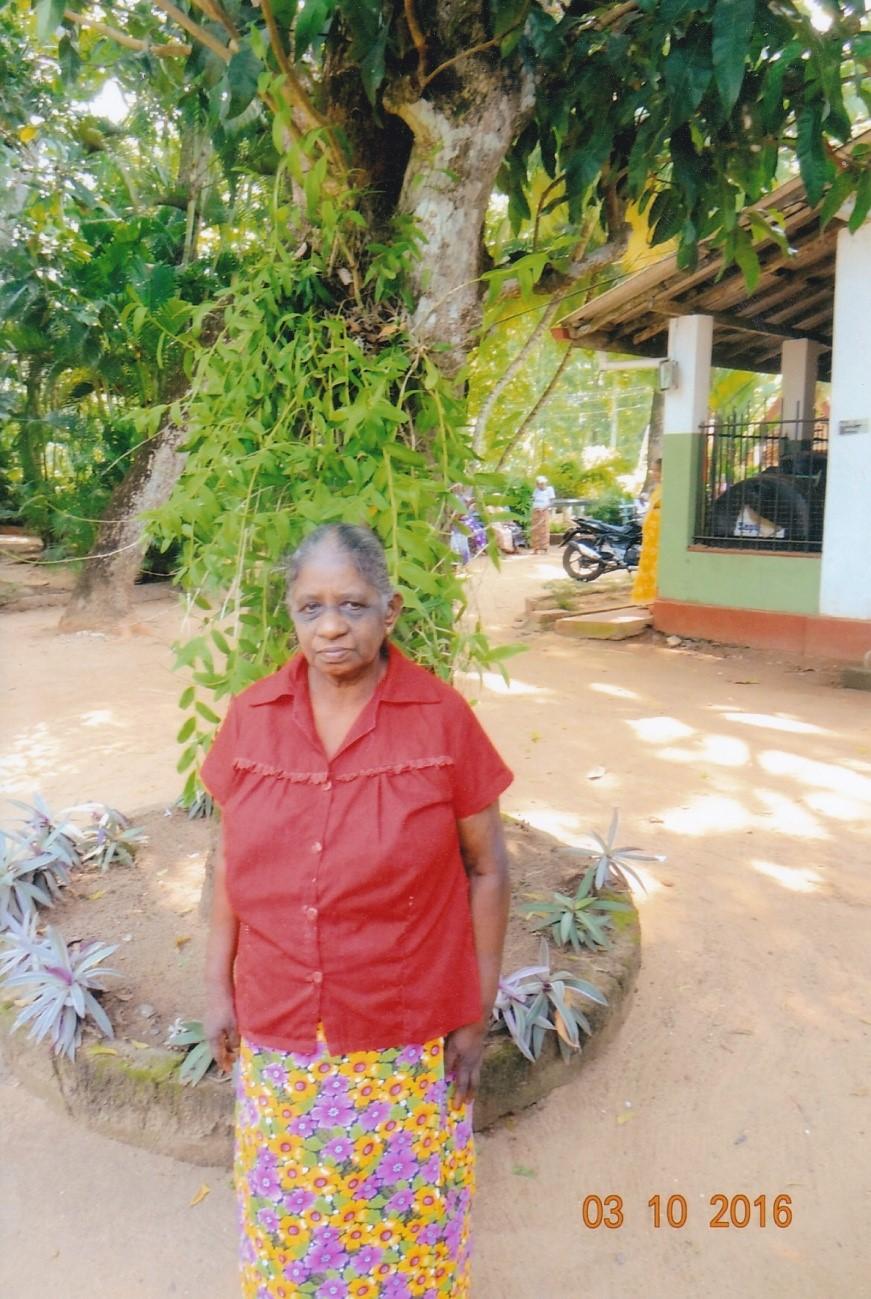 Notre grand-mère Malani