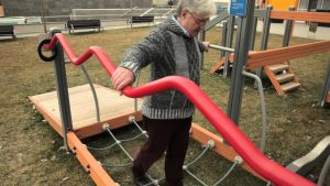 Multigenerational Playground   Montreal Home Care & Living Assistance   The Worn Doorstep