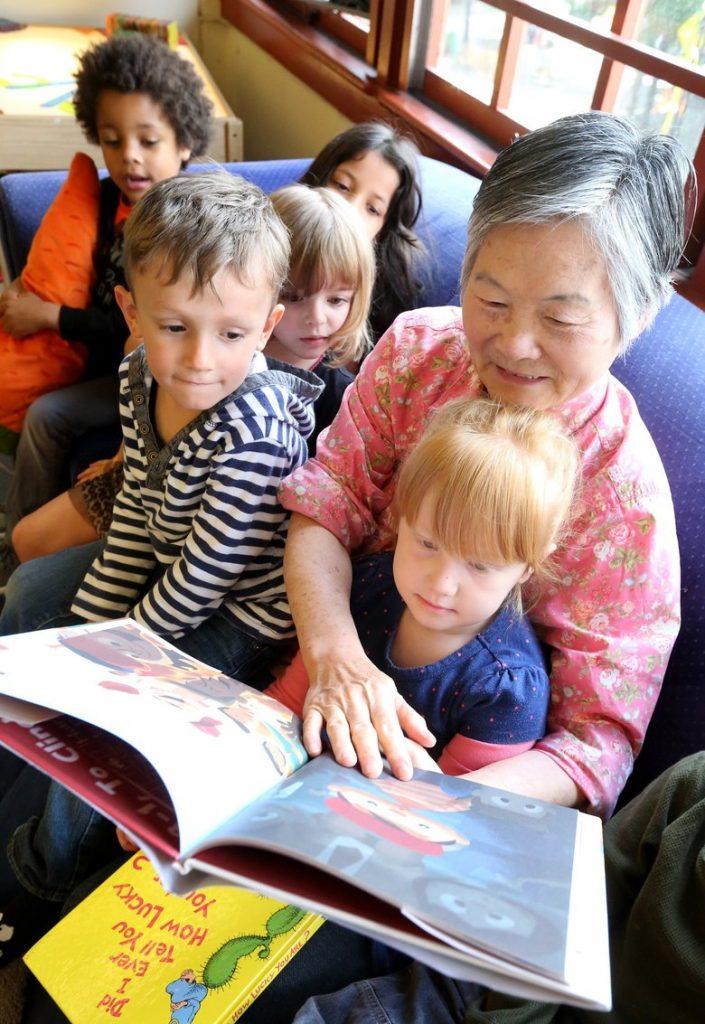 Foster Grandparents Program