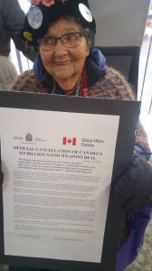 The Raging Grannies Canada