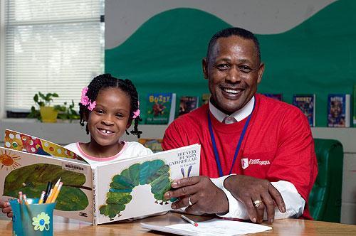 Foster Grandparents Program - Smiles