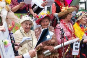 The Raging Grannies Canada