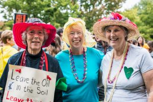 The Raging Grannies Montreal